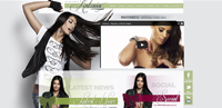 Antonia's Official Site Homepage